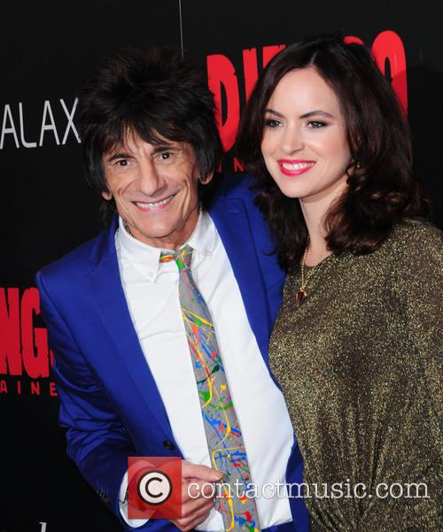 Ronnie Wood, Django Unchained and Ziegfeld Theatre 3