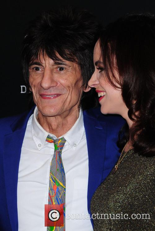 Ronnie Wood, Django Unchained and Ziegfeld Theatre 5