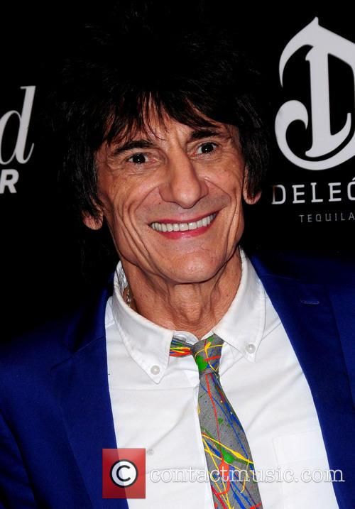 Ronnie Wood, Django Unchained, Ziegfeld Theatre