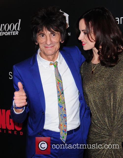 Ronnie Wood, Django Unchained and Ziegfeld Theatre 1