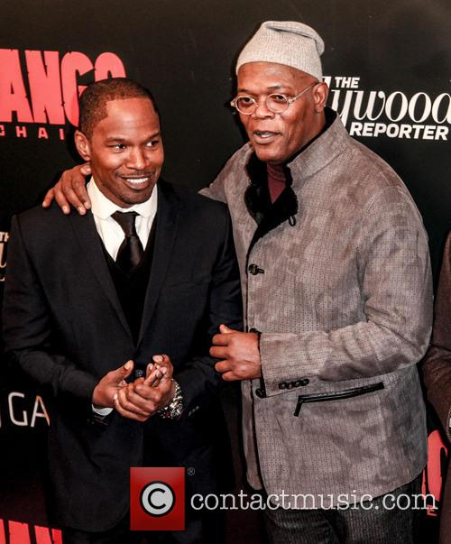 The Premiere, Django Unchained, Ziegfeld Theatre, Arrivals