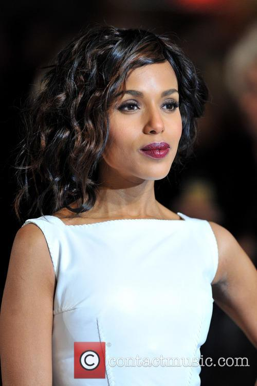 Kerry Washington and Empire Leicester Square 2