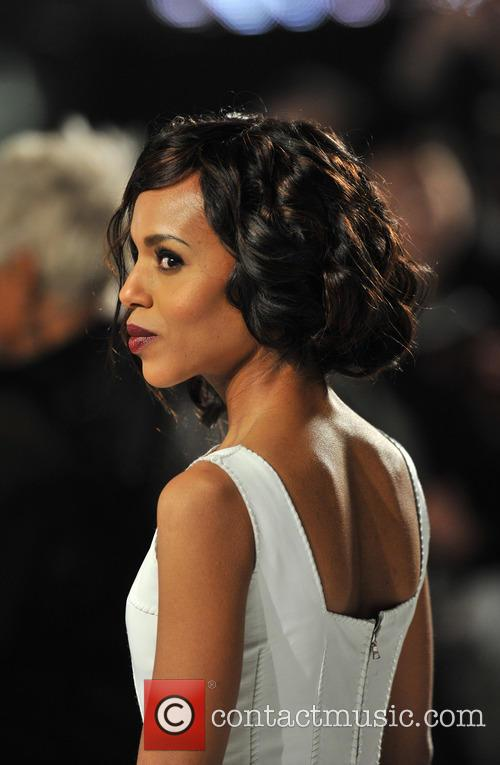 Kerry Washington and Empire Leicester Square 3