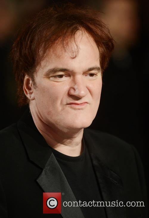 Quentin Tarantino Django Unchained Premiere