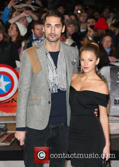 Hugo Taylor, Natalie Joel and Empire Leicester Square 1