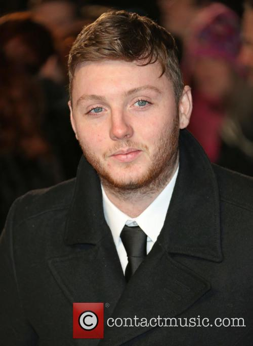 James Arthur and Empire Leicester Square 3
