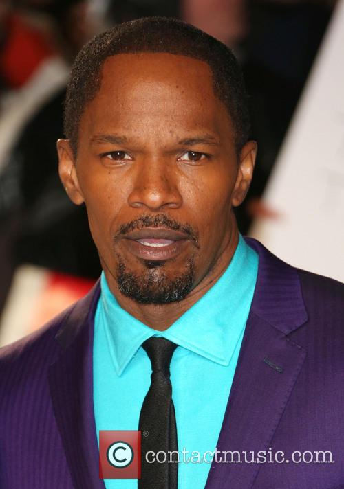 Jamie Foxx and Empire Leicester Square 1