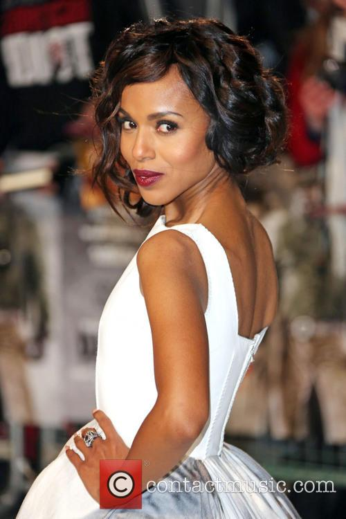 Kerry Washington and Empire Leicester Square 8
