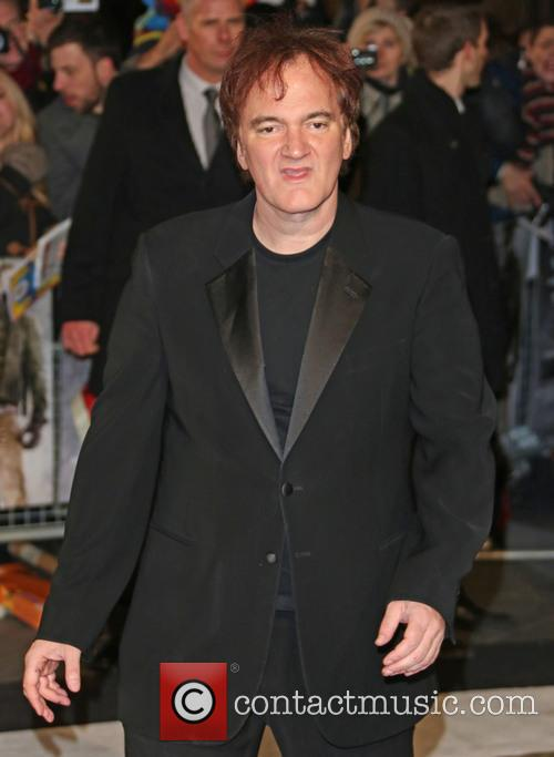 Quentin Tarantino and Empire Leicester Square 8