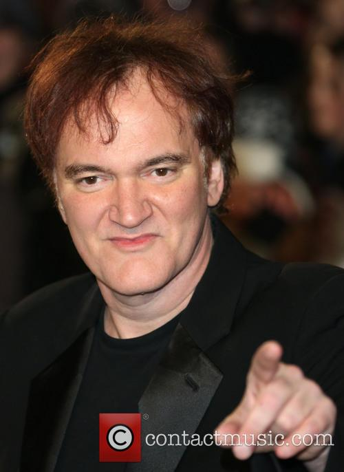 Quentin Tarantino and Empire Leicester Square 9
