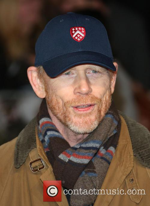 Ron Howard and Empire Leicester Square 2