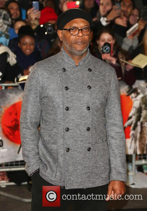 Samuel L. Jackson and Empire Leicester Square 8
