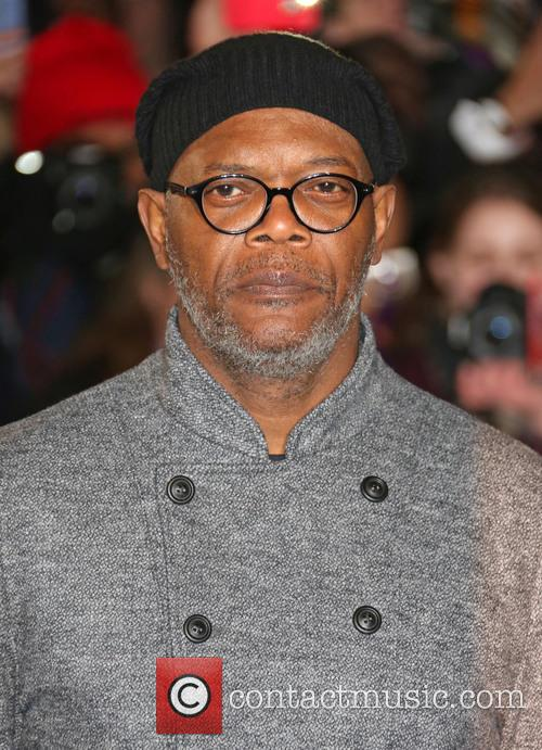 Samuel L. Jackson and Empire Leicester Square 11