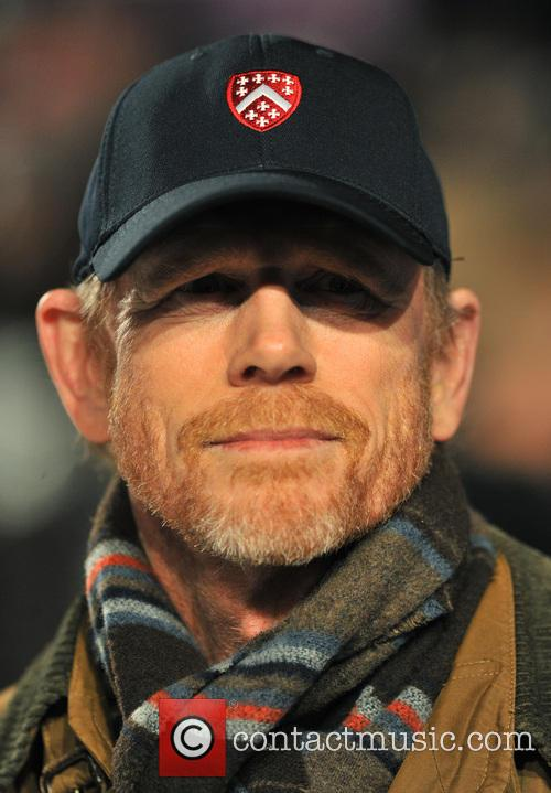 Ron Howard and Empire Leicester Square 3