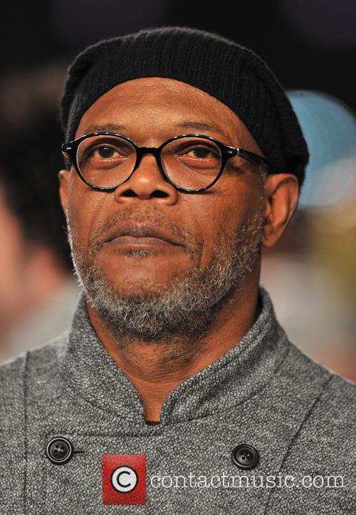 Samuel L Jackson and Empire Leicester Square 3