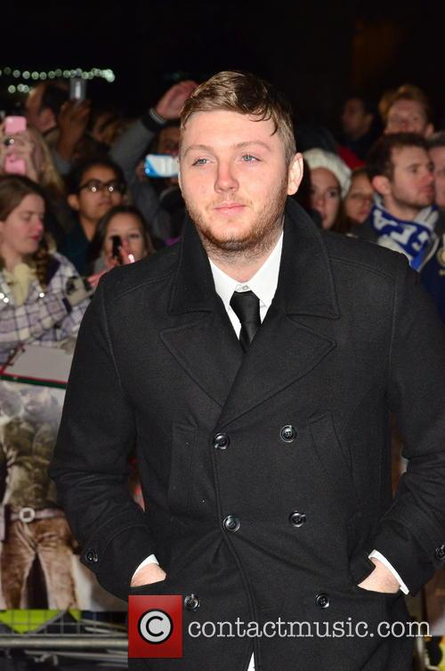 James Arthur and Empire Leicester Square 8
