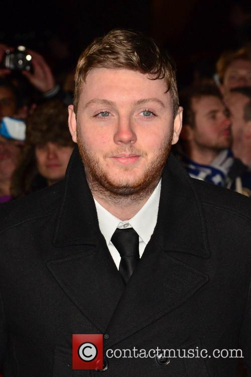 James Arthur and Empire Leicester Square 7