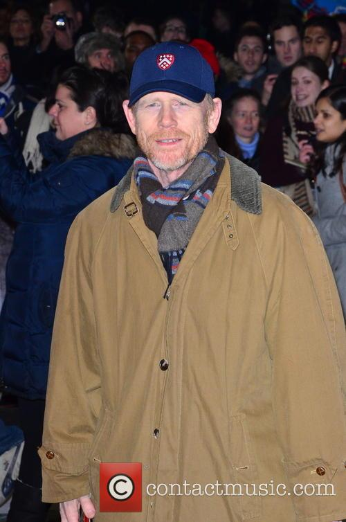 Ron Howard and Empire Leicester Square 5