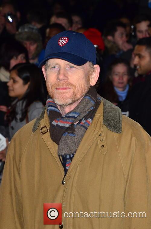 Ron Howard and Empire Leicester Square 1
