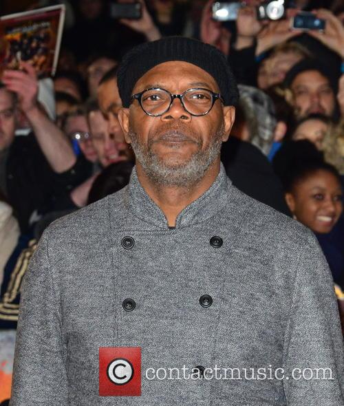 Samuel L Jackson and Empire Leicester Square 4