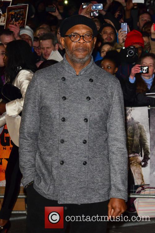 Samuel L Jackson and Empire Leicester Square 5