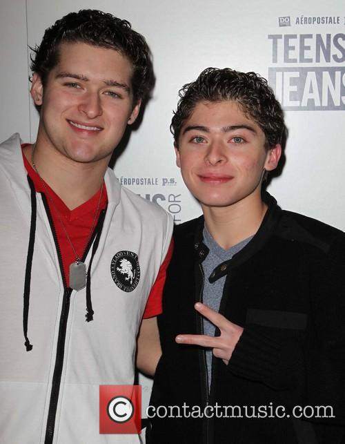 Ryan Ochoa and Raymond Ochoa 5