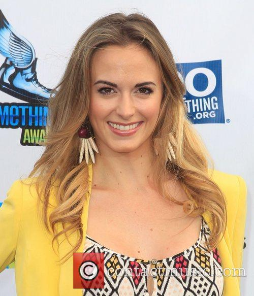 Jena Sims  at the DoSomething.org and VH1's...