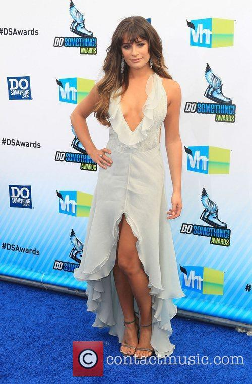 lea michele at the dosomethingorg and vh1s 4039585