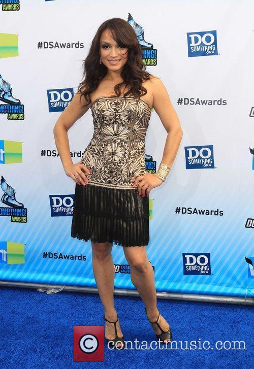 Mayte Garcia  at the DoSomething.org and VH1's...
