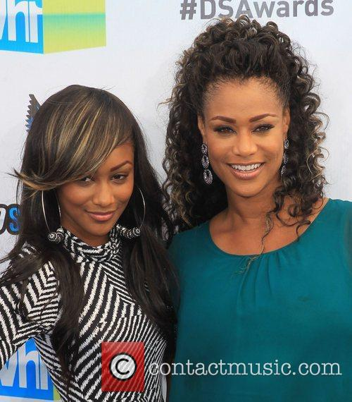 Evelyn Lozada, Royce Reed  at the DoSomething.org...