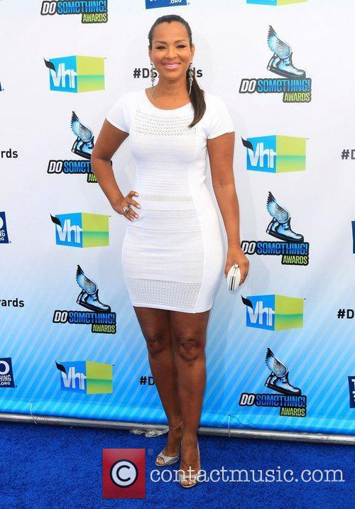LisaRaye McCoy  at the DoSomething.org and VH1's...