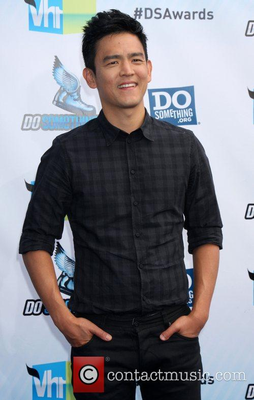 John Cho DoSomething.org and VH1's 2012 Do Something...