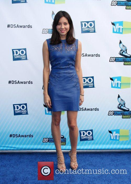 Aubrey Plaza DoSomething.org and VH1's 2012 Do Something...