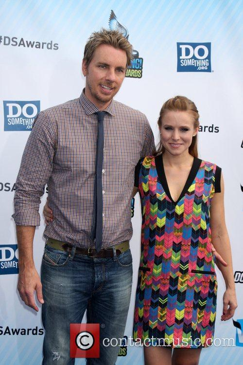 Dax Shepard, Kristen Bell DoSomething.org and VH1's 2012...