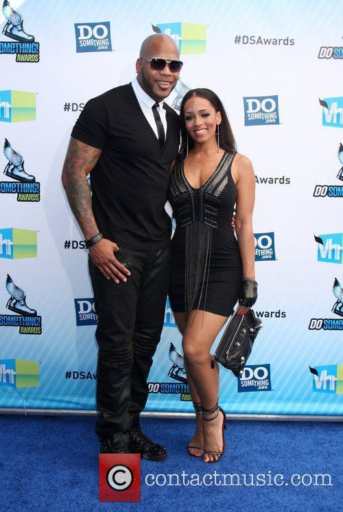 Flo Rida and guest DoSomething.org and VH1's 2012...