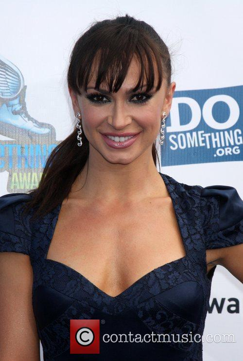Karina Smirnoff DoSomething.org and VH1's 2012 Do Something...