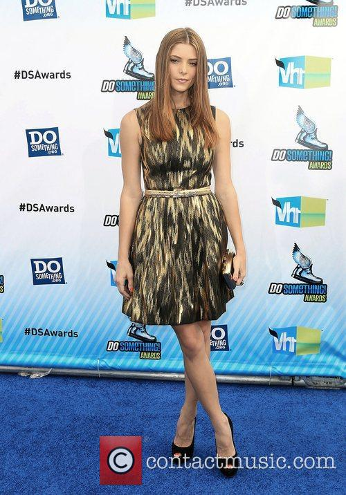 Ashley Greene ,  at the DoSomething.org and...