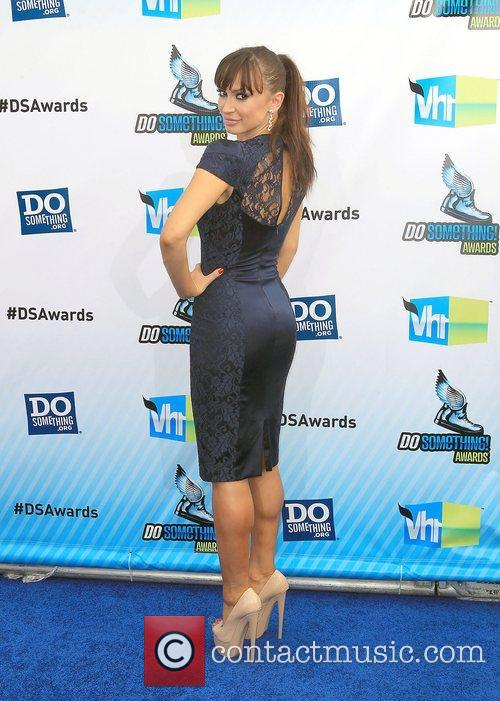 Karina Smirnoff ,  at the DoSomething.org and...