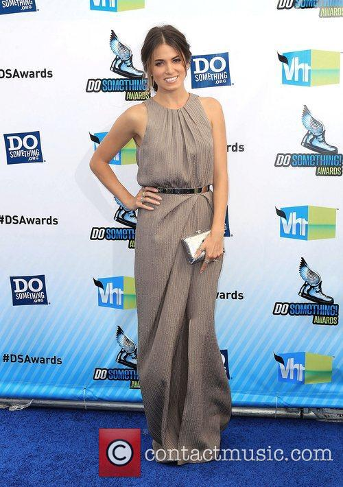 Nikki Reed ,  at the DoSomething.org and...