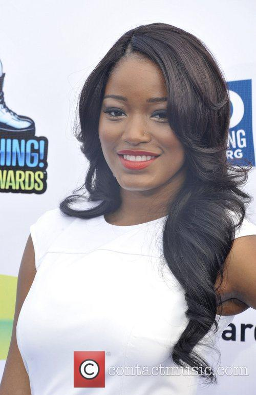 Keke Palmer,  at the DoSomething.org and VH1's...