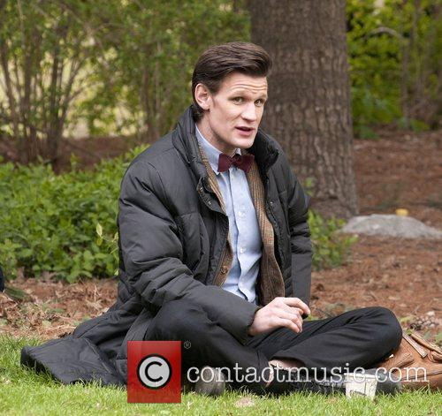 Matt Smith, Doctor Who and Central Park 11