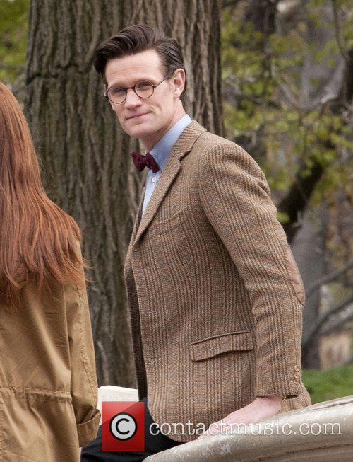 Matt Smith, Doctor Who and Central Park 1