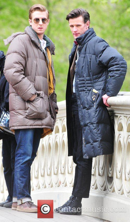 Matt Smith, Doctor Who and Central Park 10