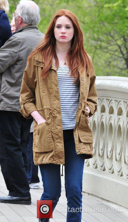Karen Gillan, Doctor Who and Central Park 6