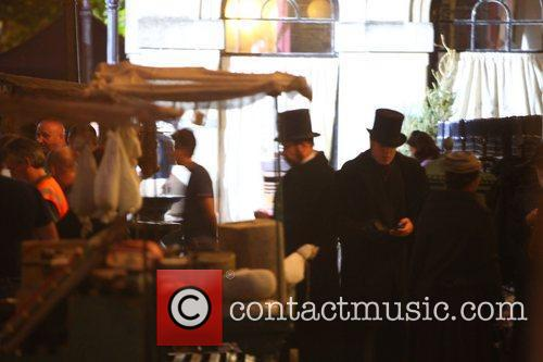 Atmosphere and Matt Smith 6