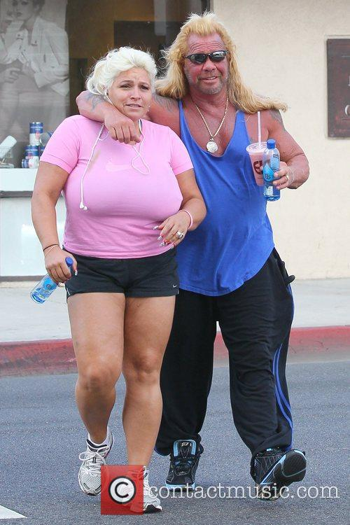 Duane Chapman aka Dog The Bounty Hunter, along...