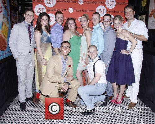 Cast  After party celebrating the New York...