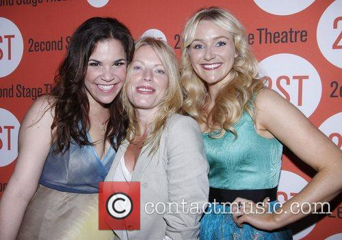 Lindsay Mendez, Sherie Renee Scott and Betsy Wolfe...