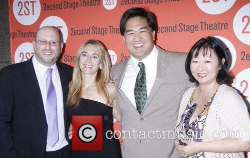 Mark Kaufman, Raymond Wu and Guests After party...