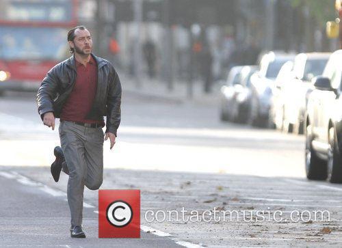 Jude Law, Dom Hemingway, West London